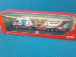 HERPA 121347  Peter Gelhard Scania Sattelzug  in PC Box