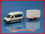 VW CRAFTER mit KOFFERANH�NGER